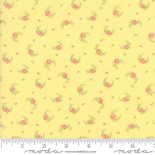 Guernsey 18643 14 Yellow Floral Moda B Riddle