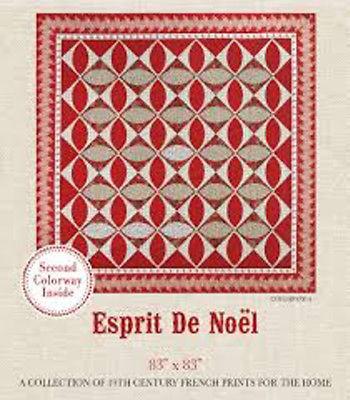 French General ESPRIT DE NOEL Pattern
