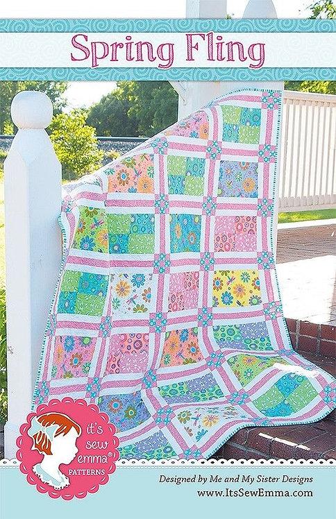 It's Sew Emma SPRING FLING  Pattern