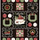 Thumbnail: TIME TO DECORATE Homegrown Holidays Moda Quilt Pattern