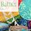 Thumbnail: Bahama Batiks 4352 37 Green Floral Moda
