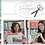 Thumbnail: Little Snippets 55185 14 Green White Dots Moda Bonnie & Camille
