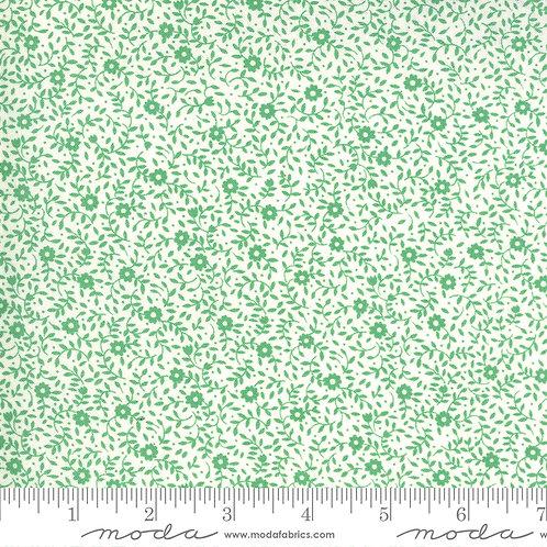 30's Playtime 33596 26 Green Floral Moda Chloe's Closet
