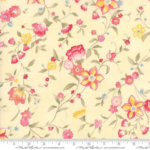 Nanette 33163 11 Ivory Pink Floral Moda Chez Moi
