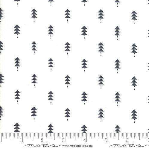 Little Tree 5094 11 White Gray Trees Moda Lella Boutique