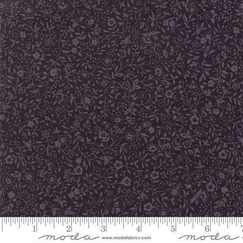 Midnight Magic 24086 18 Black Floral Moda April Rosenthal