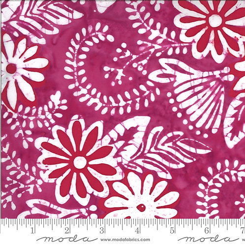 Confection Batiks 27310 60 Raspberry Moda Kate Spain