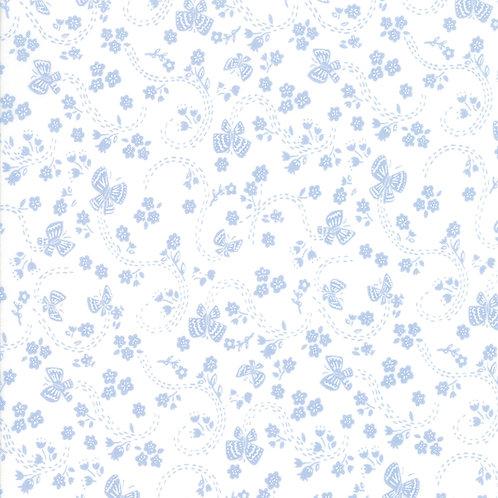 Sunday Picnic 20677 27 White Purple Moda Stacy Iest Hsu