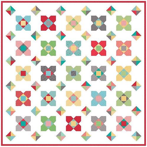 B.LSSOM Fat Quarter Pattern