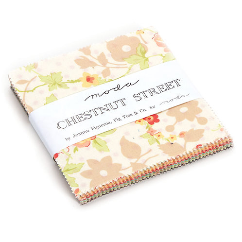 Chestnut Street Moda Fig Tree Charm Pack