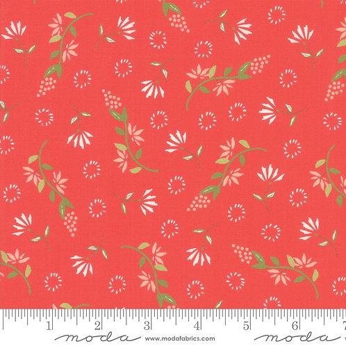 Harper's Garden 37572 15 Coral Floral Moda Sherri & Chelsi