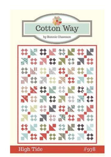 Cotton Way HIGH TIDE Pattern