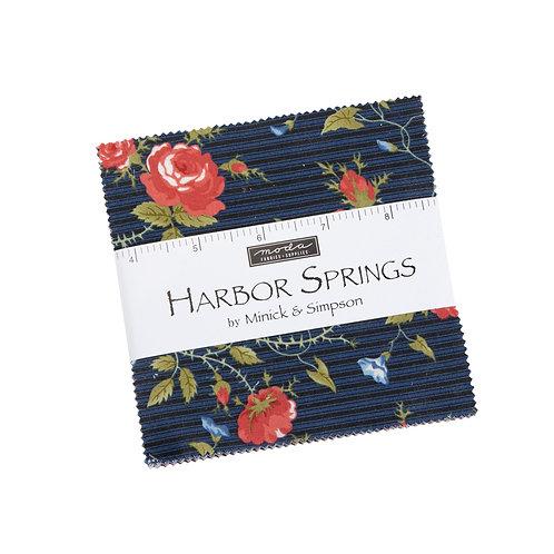Harbor Springs Moda Minick & Simpson Charm Pack