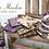 Thumbnail: Clover Meadow 2237 14 Lavender Purple Floral Moda Jan Patek