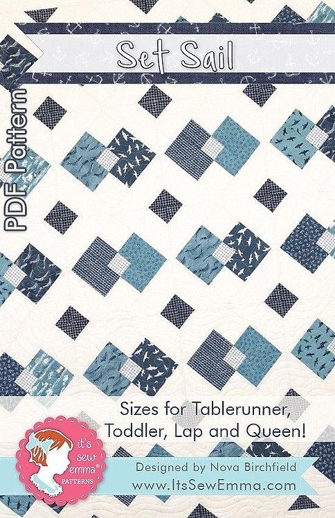 It's Sew Emma SET SAIL Pattern