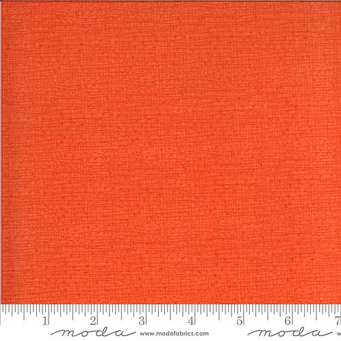 Solana 48626 138 Clementine Orange Thatched Moda Robin Pickens