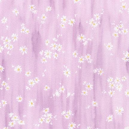 Daisy Made 19425 21 Purple Floral Kaufman