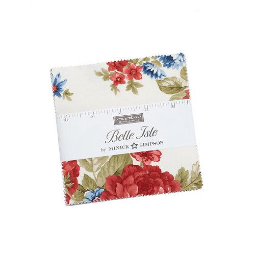 Belle Isle Moda Minick & Simpson Charm Pack