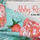 Thumbnail: Abby Rose 48671 15 Turquoise Floral Moda Robin Pickens