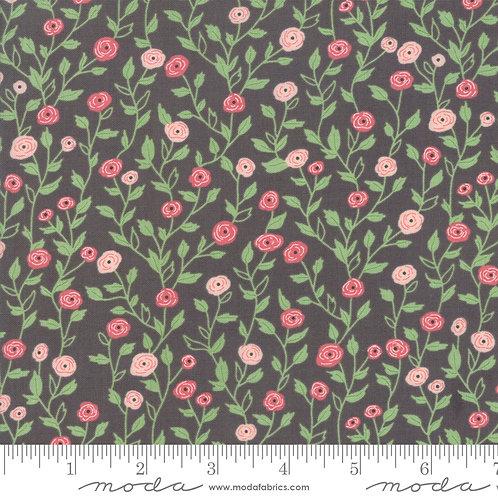 Bloomington 5112 13 Black Floral Moda Lella Boutique