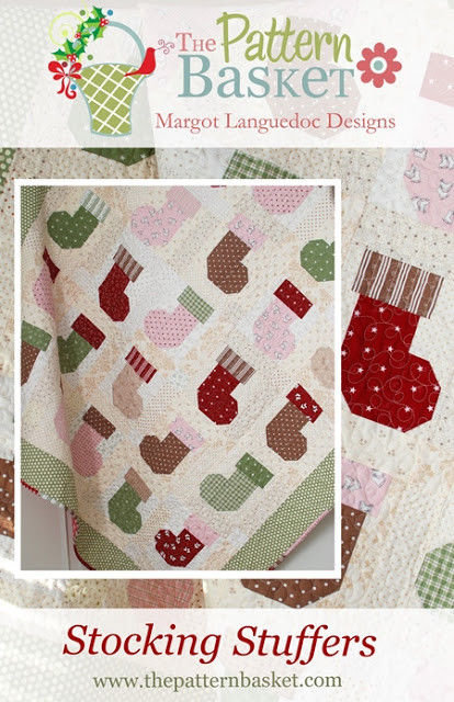 Pattern Basket STOCKING STUFFERS Layer Cake Pattern