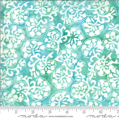 Confection Batiks 27310 76 Mint Moda Kate Spain