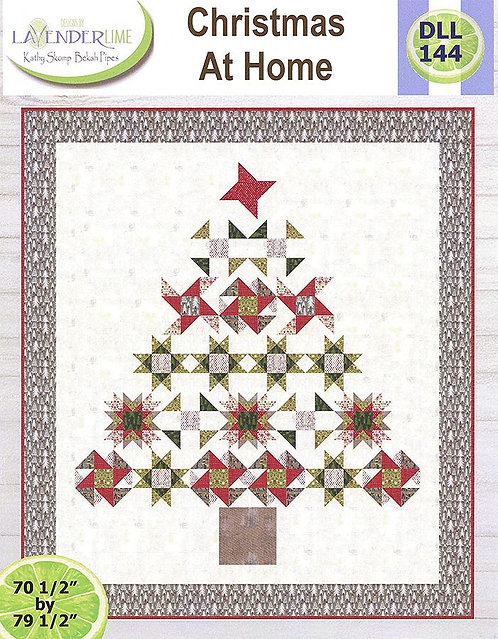 Christmas at Home Quilt Booklet