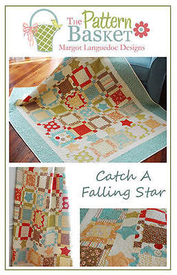 Pattern Basket CATCH A FALLING STAR Layer Cake Pattern