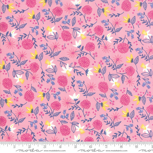 Once Upon a Time 20594 13 Pink Floral