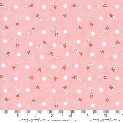 Flower Mill 29032 14 Pink Tulip Floral Moda Corey Yoder