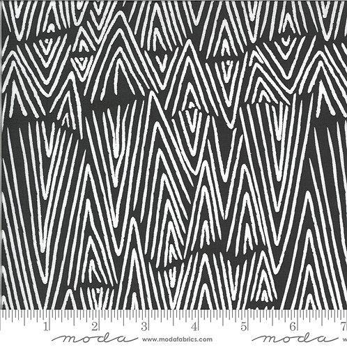 Zoology 48302 18 Black White Zig Zags Moda Gingiber