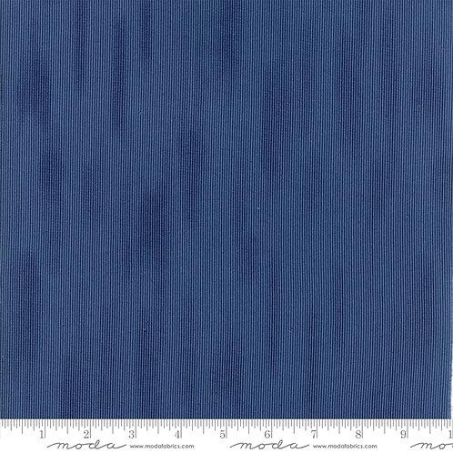 Regency Blues 42307 14 Navy Blue Tonal Stripe