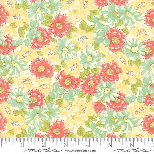 SCARLET & SAGE 20362 15 Green Moda FIG TREE Floral