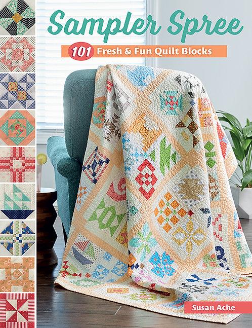 Sampler Spree Quilt Blocks