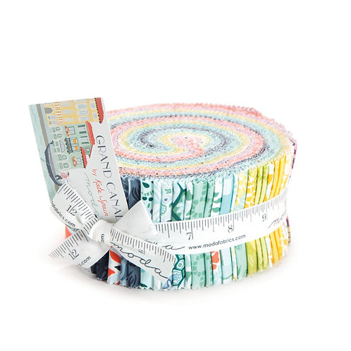 Grand Canal Moda Kate Spain Jelly Roll