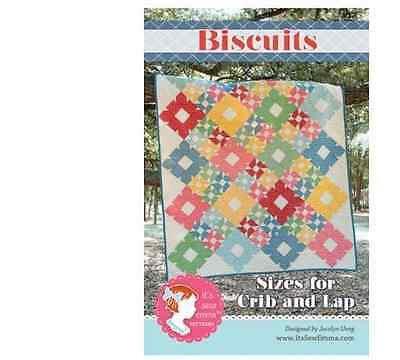It's Sew Emma BISCUITS Quilt Pattern