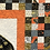 Thumbnail: DWELL IN POSSIBILITIES Charm Panel Quilt KIT Moda Gingiber