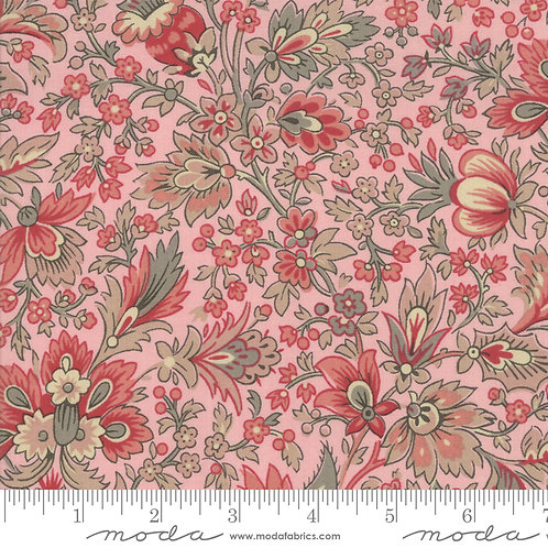 Chafarcani 13860 14 Rose Pink Floral Moda French General
