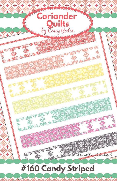 Coriander CANDY STRIPED Pattern
