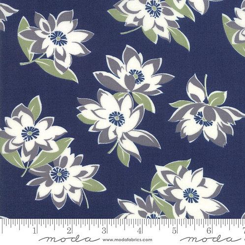 At Home 55200 21 Blue Floral Moda Bonnie & Camille