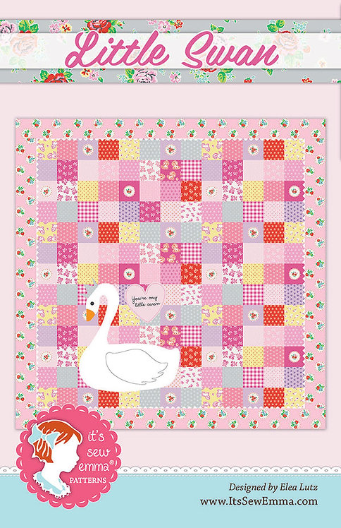 It's Sew Emma LITTLE SWAN  Pattern