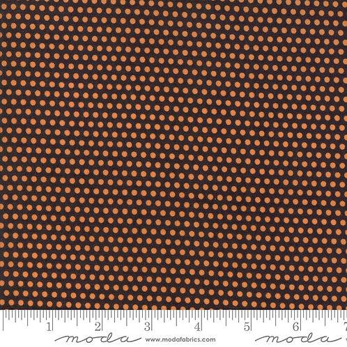 Hocus Pocus 17936 21 Black Orange Dots