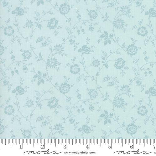 Tres Jolie LAWNS 13878 18LW Sea Mist Floral FRENCH GENERAL Moda