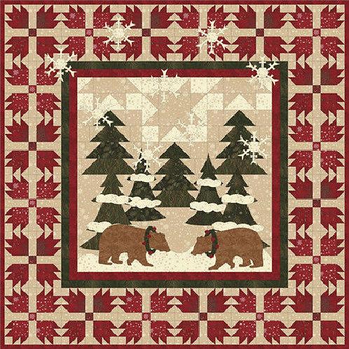 Coach House CHRISTMAS BEARS Pattern