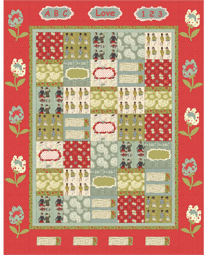 Coach House SWEET MEMORIES Pattern