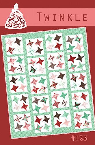Lella Boutique TWINKLE Jelly Roll Pattern