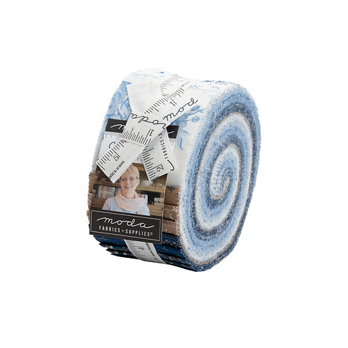 Crystal Lane  Moda Sweetwater Jelly Roll