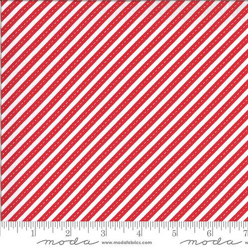 On the Go 20727 16 Red Stripe Moda Stacy Iest Hsu