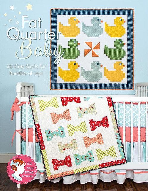 FAT QUARTER BABY Quilt Book