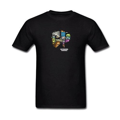 Camiseta Gastronomia Periférica - GP